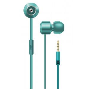 OVLENG Ακουστικά Handsfree IP350, On-Off, Blue