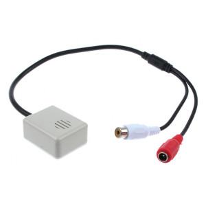 Μικροφωνο για καμερες CS04X με τροφοδοσια