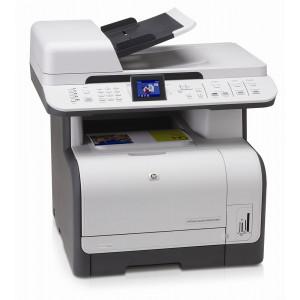 HP used MFP Printer LaserJet CM1312 NFI, Laser, Color, με Toner