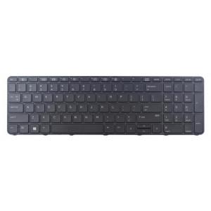 Πληκτρολόγιο για HP ProBook 450 G4 455 G4 470, US, Black