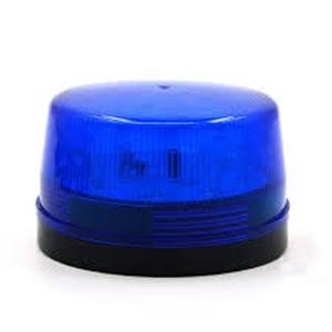 Strobe εσωτερικων & εξωτερικων χωρων, LED, 12V, Blue