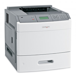 LEXMARK used Printer T654N, Laser, Mono, με toner