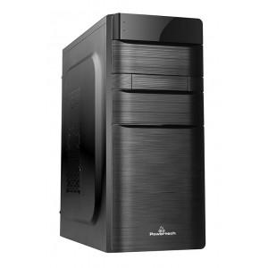 POWERTECH Case, 2x USB 3.0, με PSU 450watt PT-410