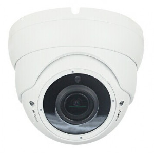 LONGSE Υβριδική Κάμερα Varifocal, 1080p, 2.8-12mm, 2.1ΜP, IR 20M, μεταλλικό σώμα