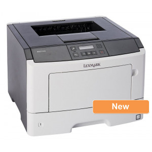 LEXMARK Printer MS312DN, Laser, Mono, Καινούριος