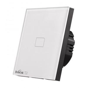 BROADLINK Εξυπνος Διακοπτης τοιχου TC2, Touch & Remote, Μονος