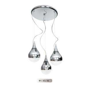 INDOOR LIGHTING LAMP E14 230V 43/3s