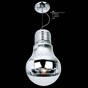 INDOOR LIGHTING LAMP E27 230V 97