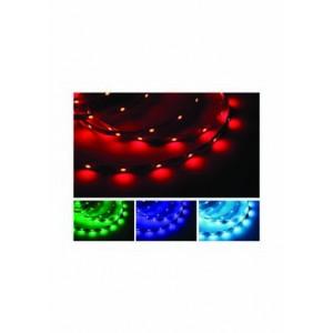 ΑΔΙΑΒΡΟΧΗ LED ΤΑΙΝΙΑ RGB 12V 7,2W SPOTLIGHT 5080