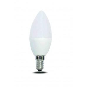 ΚΕΡΑΜΙΚΗ ΛΑΜΠΑ ΚΕΡΑΚΙ 5W LED LIGHTS E14 3000 W.W.
