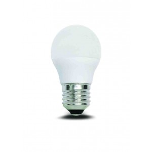 ΚΕΡΑΜΙΚΗ ΛΑΜΠΑ ΜΠΑΛΑΚΙ 5W LED LIGHT Ε27 3000 W.W.