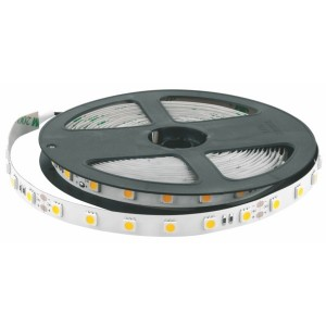 NONWATERPROOF IP 20-33/12V ΤΑΙΝΙΑ LED 30τεμ/m 7,2W LED SPACE LIGHTS