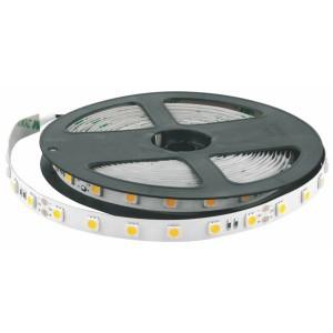 NONWATERPROOF IP 20-33/12V ΤΑΙΝΙΑ LED 30τεμ/m 7,2W LED SPACE LIGHTS WW