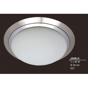 INDOOR LIGHTING LAMP 40W Ε27 230V 1030/2 Φ290Χ80