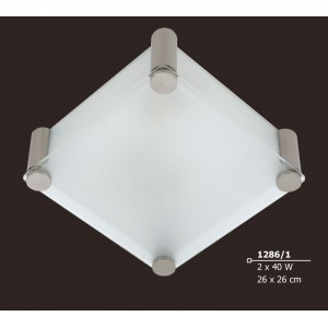 INDOOR LIGHTING LAMP 2x40W Ε14 230V 1286/1