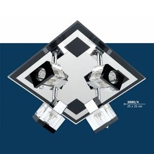 INDOOR LIGHTING LAMP 4x40W G9 230V 3880-4