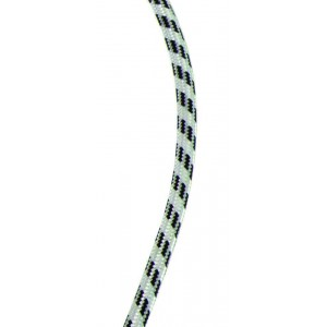 FABRIC CABLE EDISON 2x0.75 BLACK/WHITE