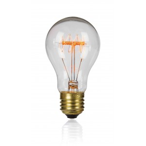 ΛΑΜΠΤΗΡΑΣ EDISON E27 40W 230V RETRO LIGHTING Α60-15Α
