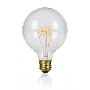 ΛΑΜΠΤΗΡΑΣ  EDISON E27 40W 230V RETRO LIGHTING G125-15A
