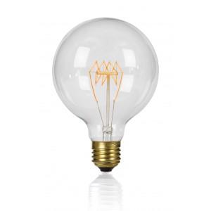 ΛΑΜΠΤΗΡΑΣ  EDISON E27 40W 230V RETRO LIGHTING G125-15A