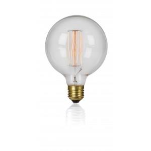 LAMP EDISON E27 40 W 230 V RETRO LIGHTING G125-19A