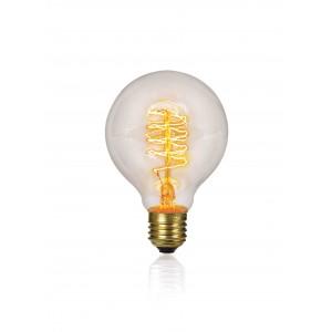 ΛΑΜΠΤΗΡΑΣ EDISON E27 40W 230V RETRO LIGHTING G80-32Α