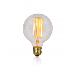 ΛΑΜΠΤΗΡΑΣ EDISON E27 40W 230V RETRO LIGHTING G95-19A