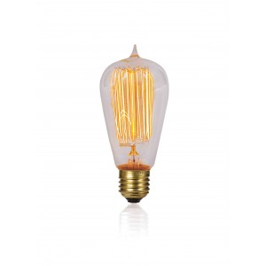 ΛΑΜΠΤΗΡΑΣ EDISON E27 40W 230V RETRO LIGHTING T5L-19Α