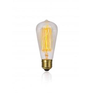 ΛΑΜΠΤΗΡΑΣ EDISON E27 40W 230V RETRO LIGHTING 5353