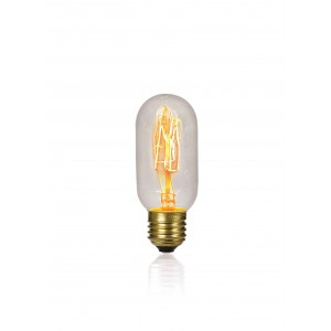 ΛΑΜΠΤΗΡΑΣ EDISON E27 40W 230V RETRO LIGHTING Τ45-12Α