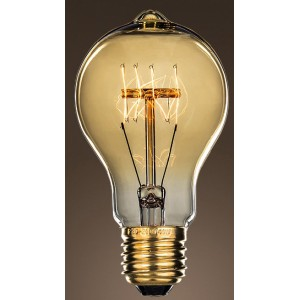ΛΑΜΠΤΗΡΑΣ EDISON E27 40W 230V RETRO LIGHTING Α19-40W