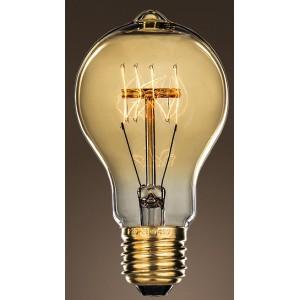 ΛΑΜΠΤΗΡΑΣ EDISON E27 40W 230V RETRO LIGHTING Α19-40W