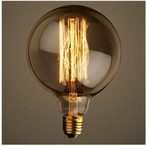 ΛΑΜΠΤΗΡΑΣ EDISON E27 40W 230V RETRO LIGHTING G125-28A