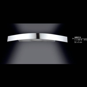 INDOOR WALL LIGHTING LAMP 100W R7S 230V 1057-1