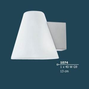INDOOR WALL LIGHTING LAMP 40W G9 230V 1074
