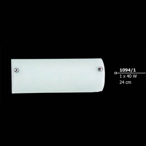 INDOOR WALL LIGHTING LAMP 40W E14 230V 1094-1