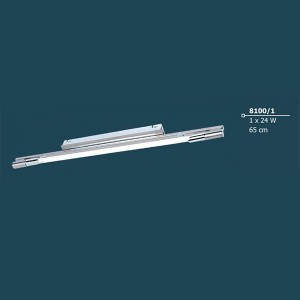 INDOOR LIGHTING LAMP 24W T5 230V 8100-1