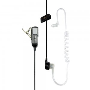 EARPIECE WITH MICROPHONE MIDLAND MA 31M