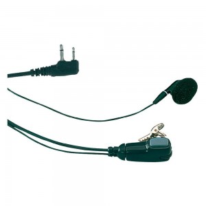 EARPIECE WITH MICROPHONE MIDLAND MA 28L