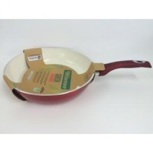Hitense Τηγανι Βαθυ Κεραμικο Spicy Red 28cm