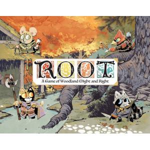 ROOT LEDER GAMES LED01000