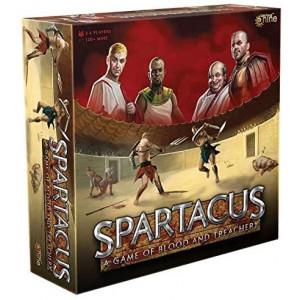 SPARTACUS: THE BOARD GAME GF9SPAR01 GALE FORCE NINE