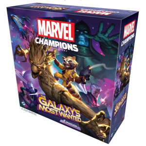 MARVEL CHAMPIONS: THE GALAXY'S MOST WANTED EXPANSION FFMC16