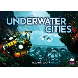 UNDERWATER CITIES - RIO GRANDE GAMES DEL001