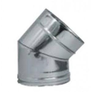 CHIMNEY INOX angle 15,30,45 Φ80