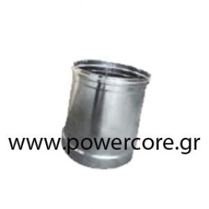 CHIMNEY INOX 0.25m Φ80 KI025