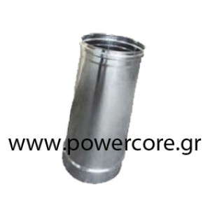 CHIMNEY INOX 0.5m Φ350 KI05350