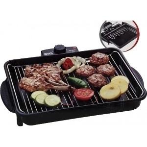 Ψηστιερα ηλεκτρικη barbeque SM4 ERA CE