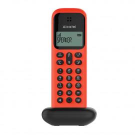 ΑΣΥΡΜΑΤΟ ΤΗΛΕΦΩΝΟ ALCATEL D285 ΚΟΚΚΙΝΟ 010040 (3700601421415)