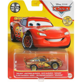 ΑΥΤΟΚΙΝΗΤΑΚΙ CARS 3 GOLDEN EDITION GOLDEN LIGHTING McQUEEN GYG27